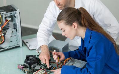 Operacions auxiliars de muntatge i manteniment de sistemes microinformàtics