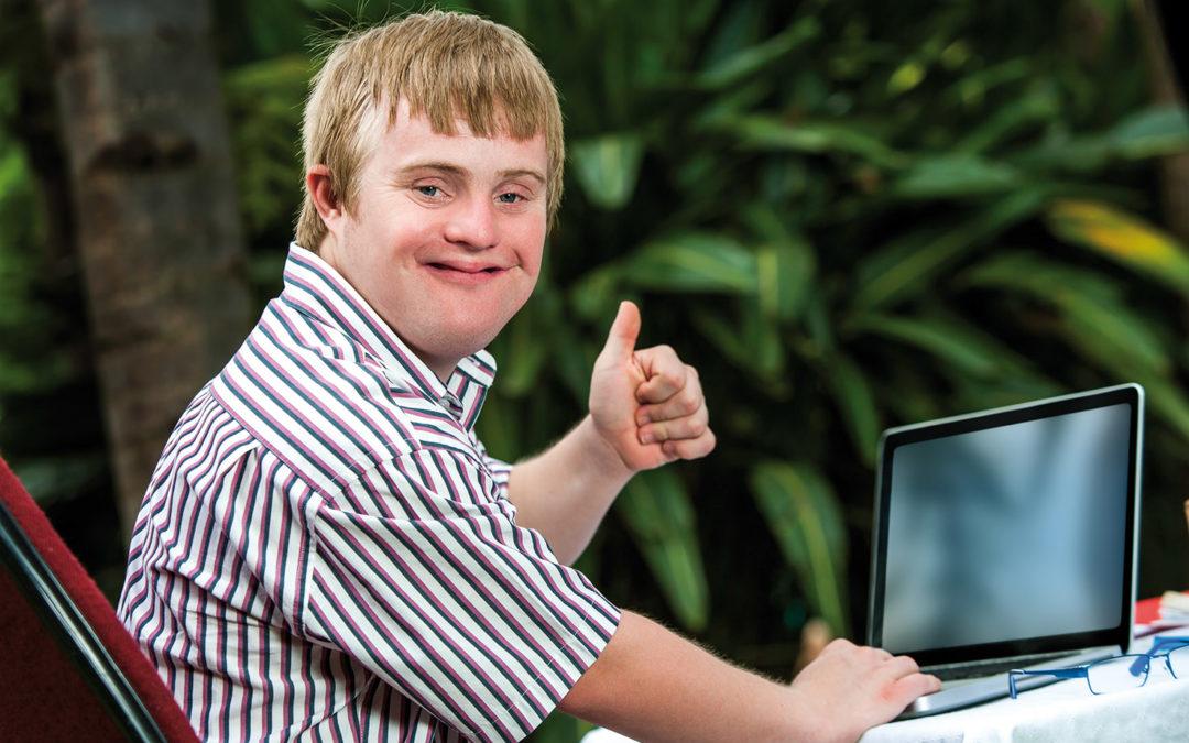 Inserció laboral de persones amb discapacitat
